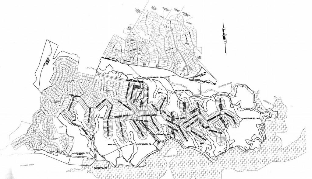 Development plan for Crow's Nest April 2005